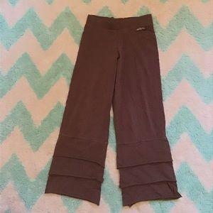 MATILDA JANE brown jersey finn pants 8 (K8)